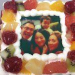 【写真ケーキ】 PICT CAKE ピクトケーキ サブライズケーキ