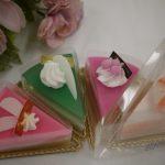 【コスメパティシエ】ケーキにそっくりなケーキ石鹸